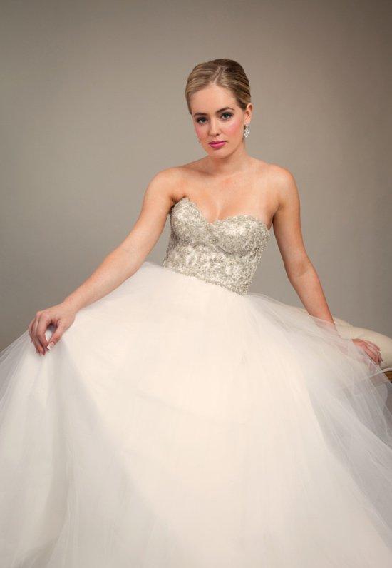 Soyez Un mariage de rêve Avec des robes de mariée 015