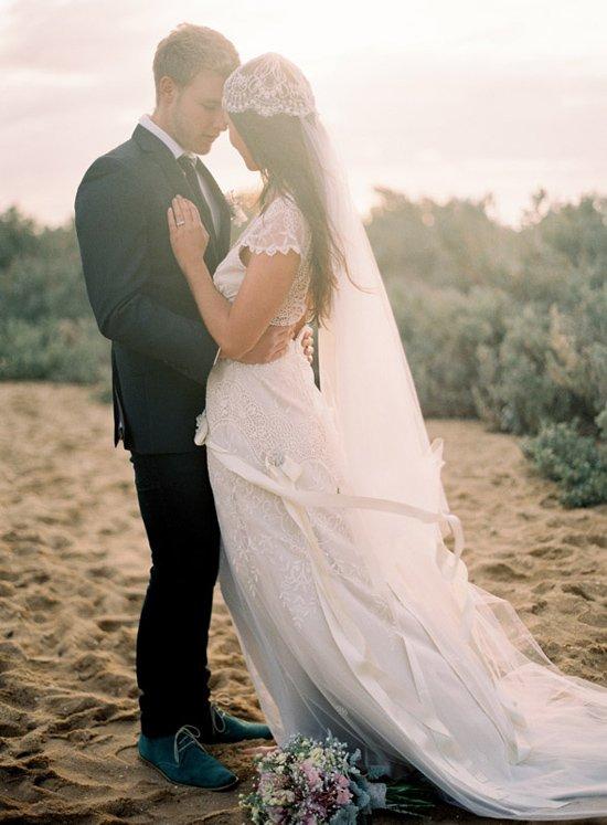 Robe de mariée Beach pour votre jour spécial  019